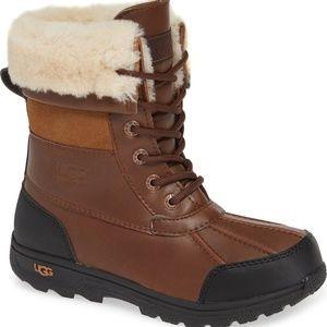 UGG Adirondack Waterproof Boots Size 5